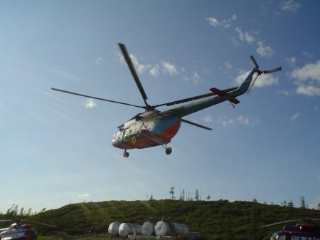 ИКАР поиски людей с вертолета