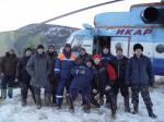Команда спасателей (поиск пропавших б.Мелководная)