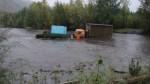 20.08.13г. Наводнение п.Усть-Омчуг