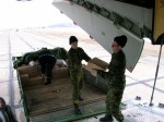Гуммонитарная помощь в Якутию