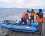 Поиск рыбака п.Ола