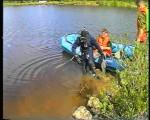 Поиск утонувшего подростка о.Глинка