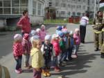 ПЧ-12 в детских садах 2015