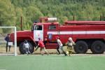 Соревнования по Пожарно-прикладному спорту среди детей ДОЛ