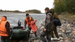 Тренировка спасателей. Ольский район 2017