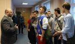 День открытых дверей для участников областной военно-спортивной игры «Территория».