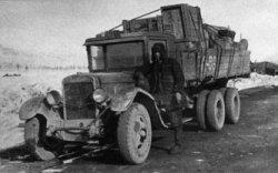 Пожарная охрана Колымы во второй половине 30-х – 40-х годах прошлого века