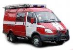 Автомобиль первой помощи АПП (2705)434434 на полноприводном шасси ГАЗ-27057