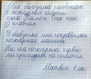 РУКОВИШНИКОВ МАТВЕЙ 8 лет (село Талон)
